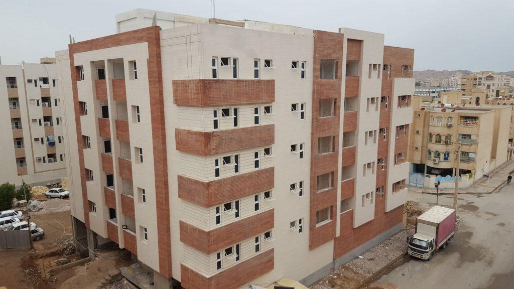 مجتمع مسکونی 100 واحدی ترنجستان