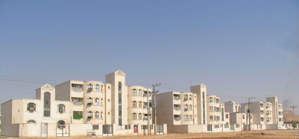 پروژه مسکونی 132 واحدی رسالت