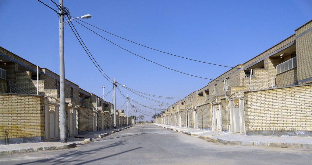 پروژه 486 واحدی مسکن مهر شهید حقگو
